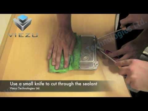 Viezu Academy Training Video : How to open an ECU Safely