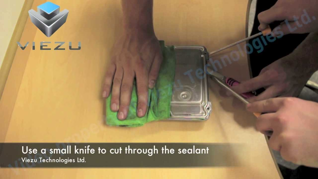 viezu academy training video how to open an ecu safely. Black Bedroom Furniture Sets. Home Design Ideas