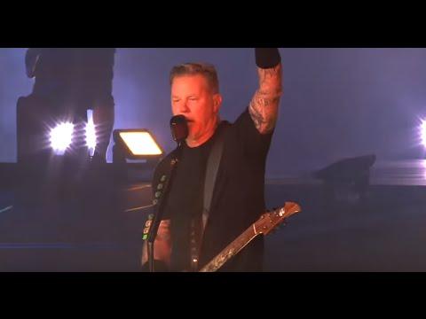 Metallica + Avenged Sevenfold + Volbeat live at new NFL U.S. Bank Stadium!