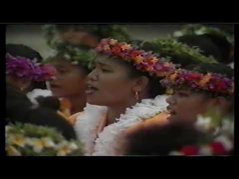 Afamasaga Ofisa: Pese Aukalavou Ekalesia Mekokisi Kukuila, Fu'a Amelika Samoa 1996