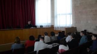Обучение членов народных дружин Рассказовского района 2