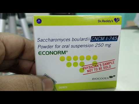 Complete medicine review in Hindi: Econorm sachets