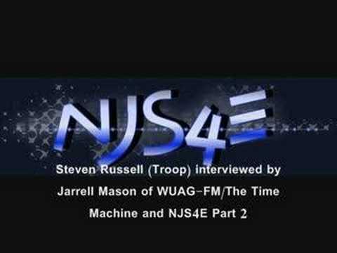 Steven Russell (Troop) Interview - Part 2