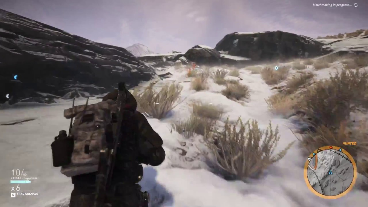 Public matchmaking ghost recon