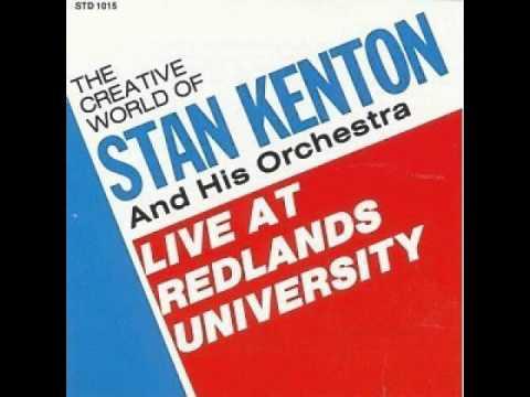 Stan Kenton Orchestra - Chiapas  1970 (Live At Redlands Univ.)