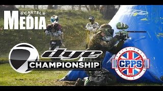 CPPS Round 1 2015 (Sat) - The Dye Championship