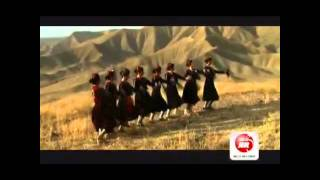 Indian Kurdish Armenian Georgian Mazandarani Russian Folk Music MIX 2011