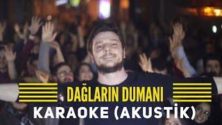 Dağların Dumanı (Son Bir Kez) Karaoke (Gitar Version) Resimi