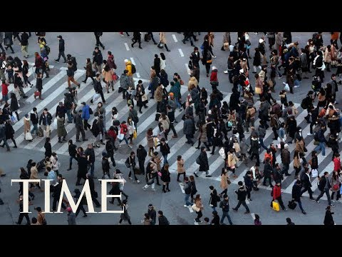 The World's Population Is Forecasted To Reach 9.8 Billion By The Year 2050 | TIME