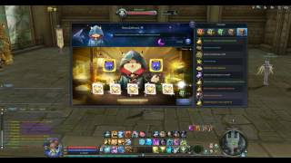 Aion 5.8 - New Shugo Game - Playing the dice