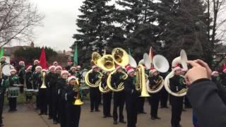 Dakota High School Marching Band Fight Song 2016