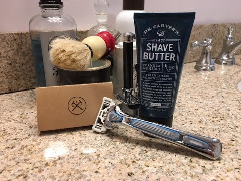 Dollar Shave Club Shaving Video Review
