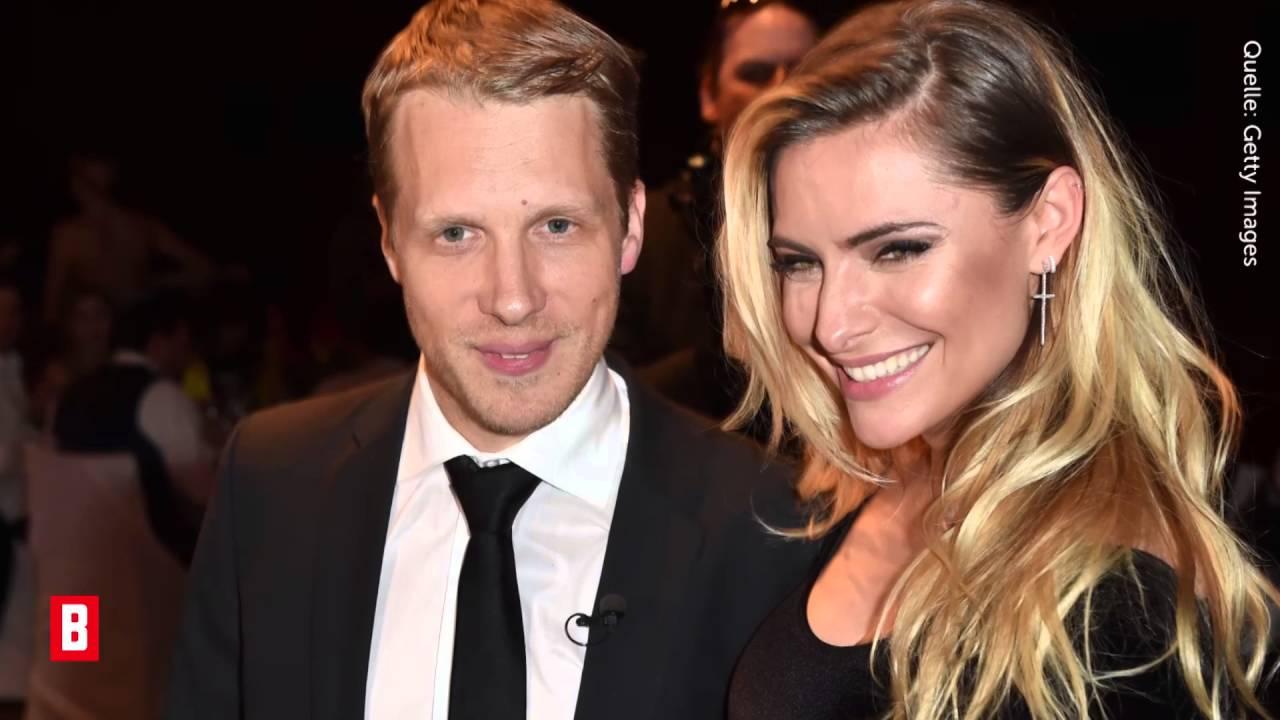 Sophia Thomalla Überglücklich in Oliver Pochers Armen - BUNTE TV