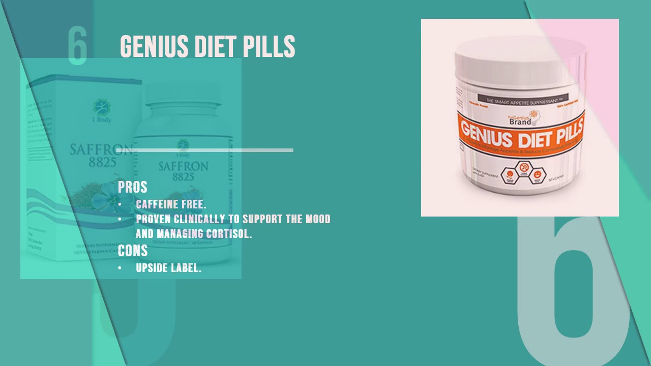 10 Best Over The Counter Appetite Suppressants 2018 Updated