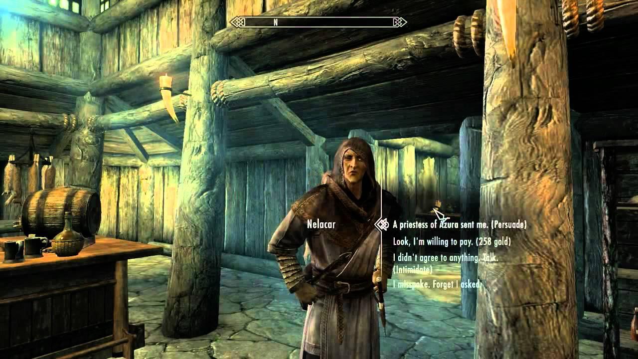 Let's Play Skyrim: CTD 085