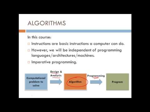 Introduction to Design Analysis and Algorithms Part-1