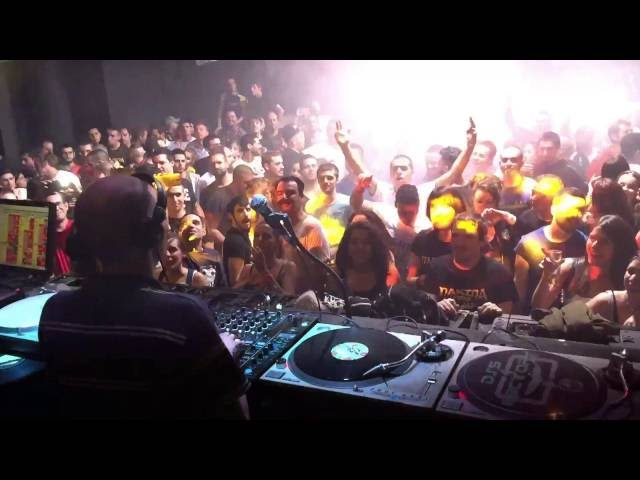 Makina Legend (Pont Aeri On Tour) - Up&Down Barcelona DJPASTIS