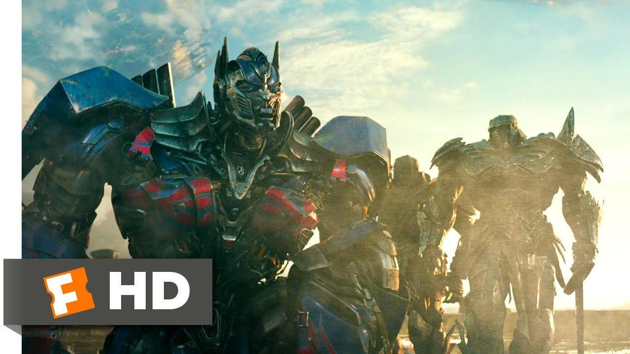 Download Transformers: The Last Knight (2017) - The Judgement is Death Scene (8/10) | Movieclips