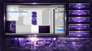AeRoo YT Background - Speed Art