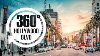 Hollywood Boulevard in 360°   Best Places in Los Angeles