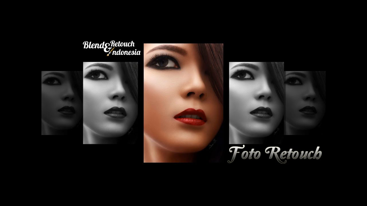 Blend and Retouch Indonesia PhotoClip