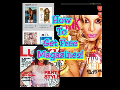 How To Get Free Magazines! | Issuu