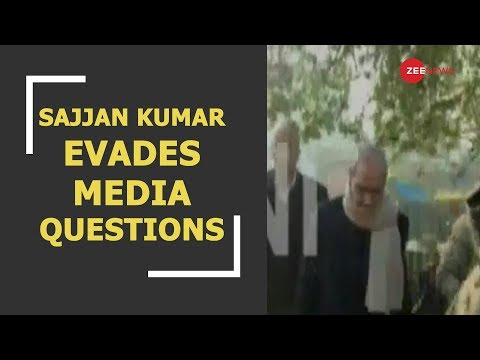 Sajjan Kumar evades question on his conviction in 1984 anti-Sikh riots case