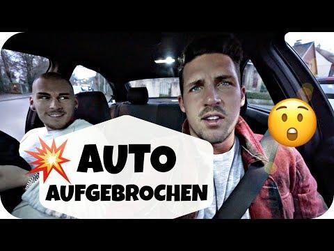 Das Auto wurde AUFGEBROCHEN 😱 !| 12.01.18 | Daily Maren & Tobi
