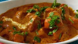How To Make Butter Chicken (murgh Makhani)