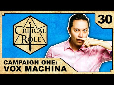 Stoke the Flames | Critical Role RPG Show Episode 30