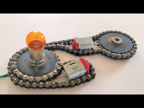 7 creative diy ideas with dc motor - compilation