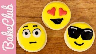 Emoji Cookies | Ina