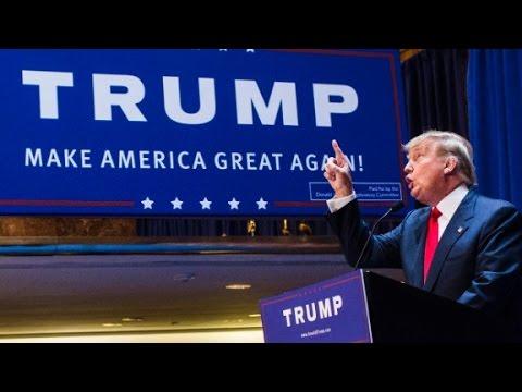 Trump's New Hampshire surprise