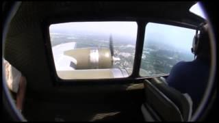 Aluminum Overcast Takes Flight Over Springfield