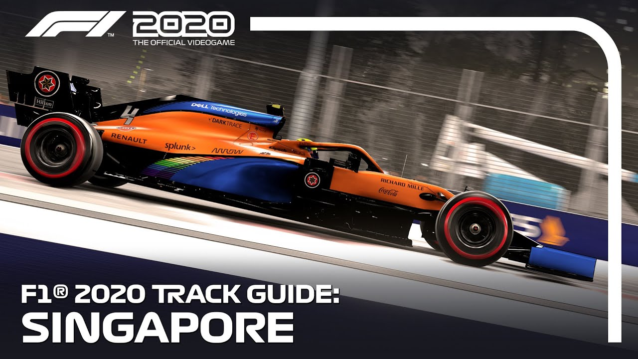 F1 2020 Track Guide: Marina Bay Street Circuit