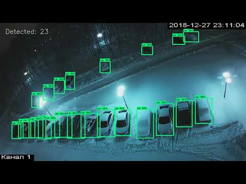 Car Detection In BSTU Parking