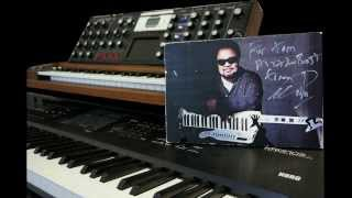 Hommage an George Duke! Wir trauern um einen der besten Rock-Jazz-Musiker!