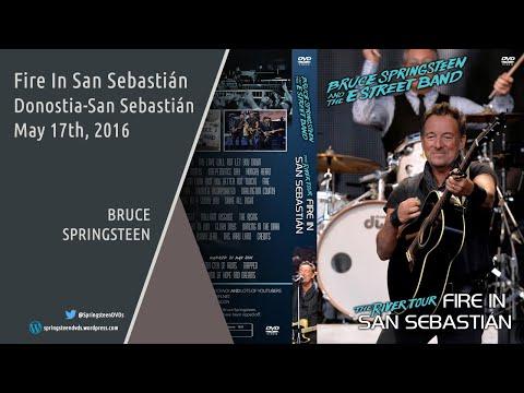 Bruce Springsteen | Fire In San Sebastián - Donostia-San Sebastián - 17/05/2016