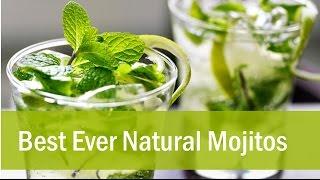 Mojitos: Raw Food Recipe
