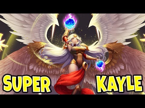 SUPER TOP LANE KAYLE 🔥 HOW POWERFUL KAYLE CAN BE? ITS INSANE 🔥 Top Kayle vs Ryze season 9 Gameplay