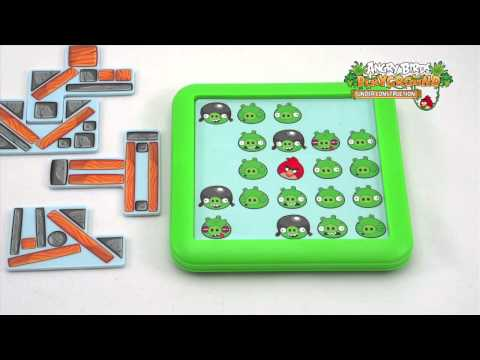 Smart Games Demo - Angry Birds Under Construction