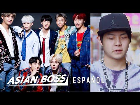 ¿Qué piensan los japoneses sobre el K-pop y BTS?  Asian Boss Español