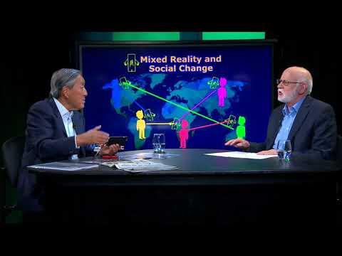 Future Talk #96 - Mixed Reality And Social Change