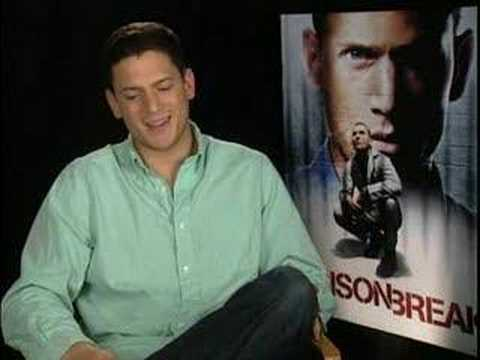 Wentworth Miller RTL Interview Part 1
