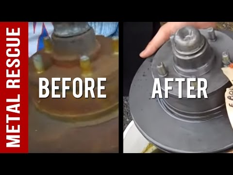 How To Remove Rust from a Brake Rotor