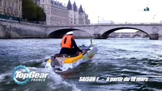 Top Gear France Saison 1 - Mercredi 18 Mars à 20H45 sur RMC Découverte