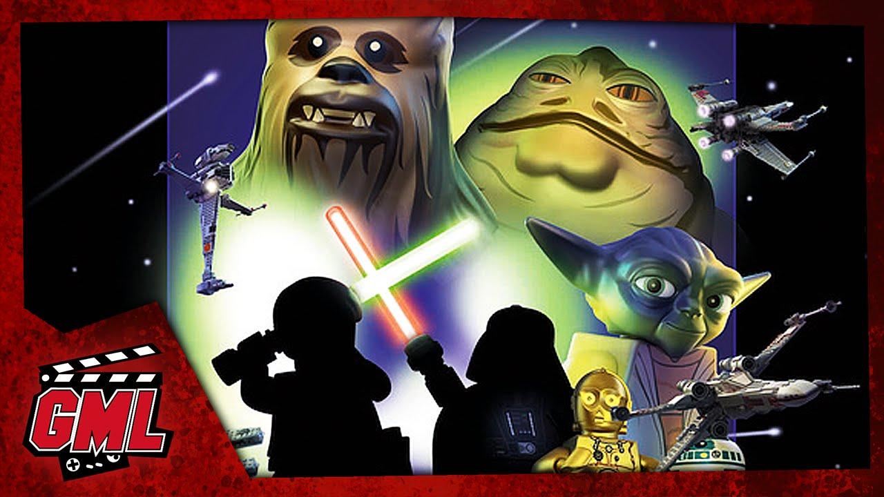 Lego Star Wars Le Retour Du Jedi Film Jeu Complet En Francais