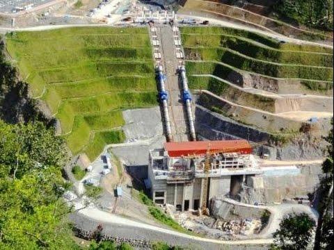 Perú Construcción - Central Hidroelectrica - Chaglla - Huanuco