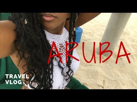 Travel Vlog | Fly Life| Aruba with Faith Hunter