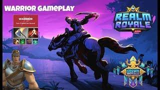 Realm Royale - Warrior Win w/ 11 kills